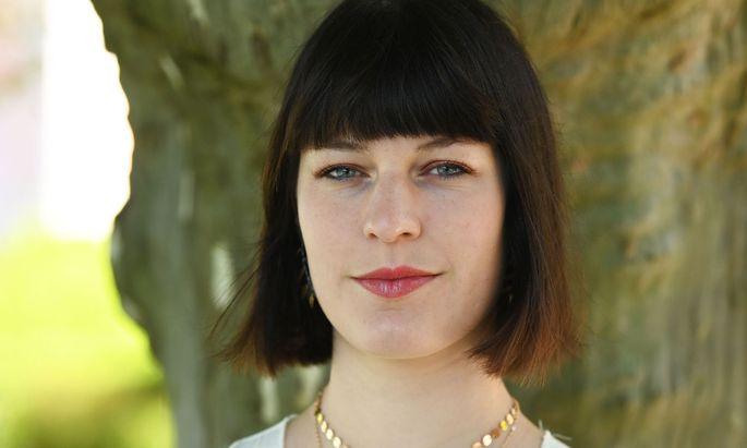 Katharina Ferner zählt gemeinsam mit der Deutschen Dana Vowinckel zu den jüngsten Teilnehmerinnen.
