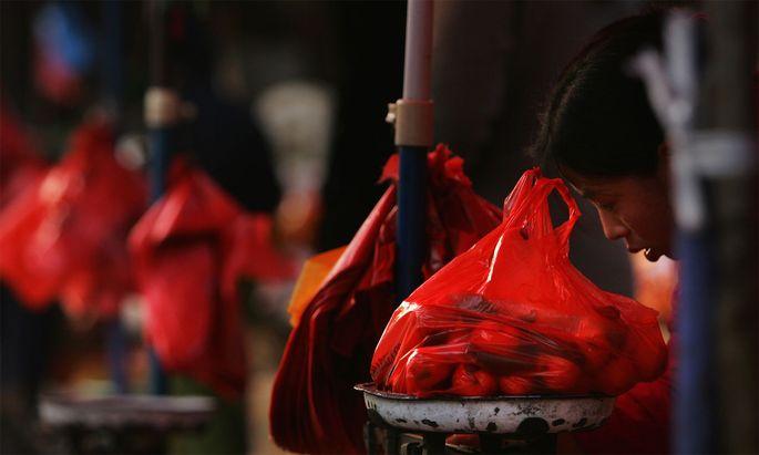 Was ist in China nicht von der Politik getrieben? Vielleicht der Obsthandel.