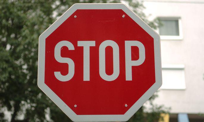 Stoptafel