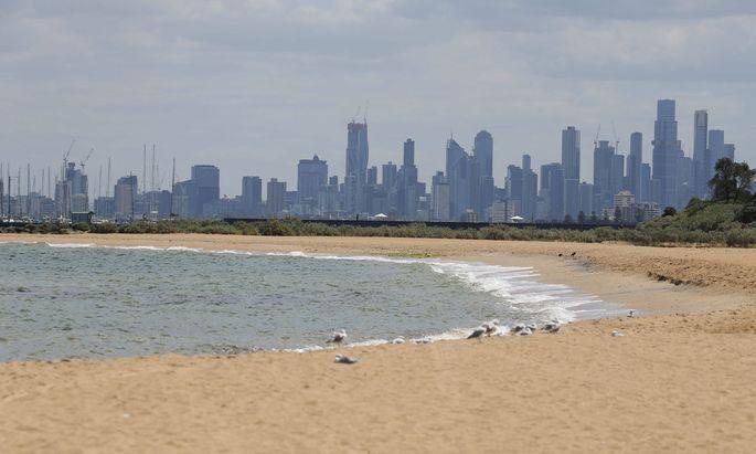 Symbolbild: Skyline von Melbourne