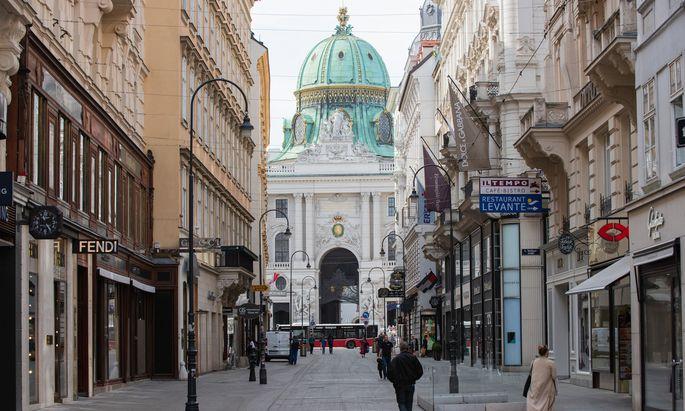 """Die """"Osterruhe"""" in Wien, Niederösterreich und dem Burgenland soll bis 18. April verlängert werden, geht es nach deren Länderchefs."""