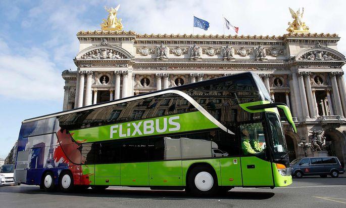 Flixbus Tschechien