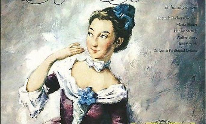 Welche Brisanz in Mozarts Werk steckt, hört man in der großen Figaro-Arie erst, wenn man den Text – wie hier bei Walter Berry – versteht.