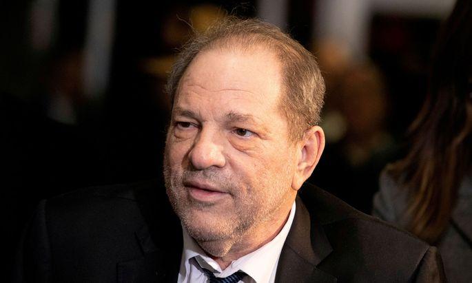 Harvey Weinstein wurde wegen Sexualverbrechen verurteilt.