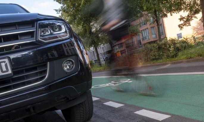 SUVs sind bei den Autofahrern beliebt (Symbolbild).