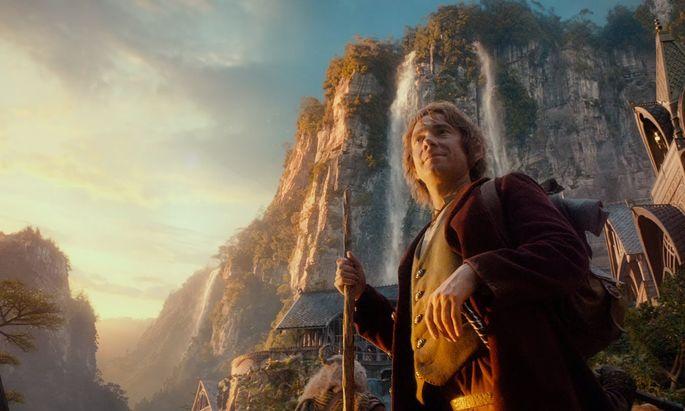 Der Hobbit (dargestellt von Martin Freeman) lässt sich nicht von Gold, Macht und Ruhm blenden.