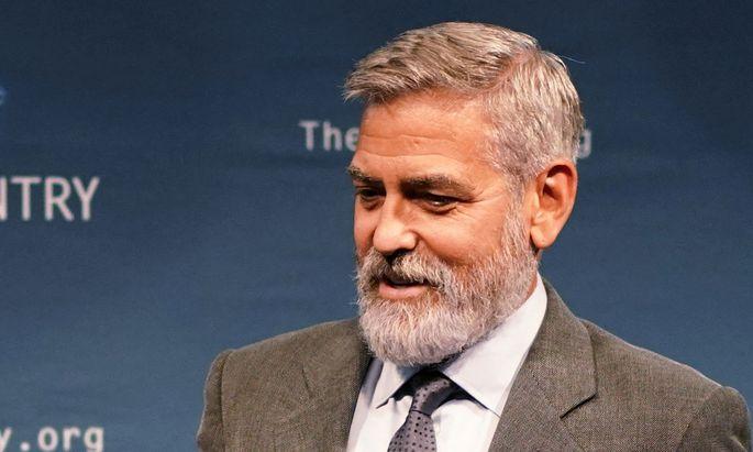 George Clooney will Missbrauch ans Licht bringen