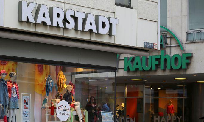Kommt es doch noch zu einer Fusion von Karstadt und Kaufhof?