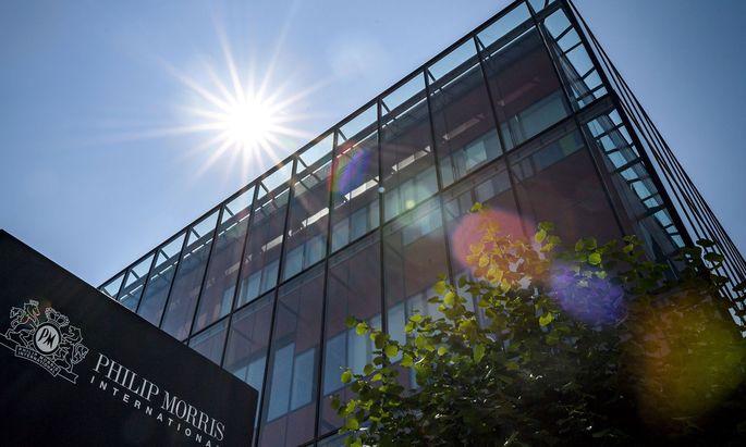 Das Forschungszentrum von Philip Morris in der Schweiz