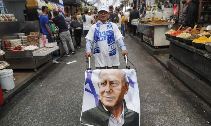 Die Marktschreier haben ausgedient. Premier Benjamin Netanjahu kämpft um eine vierte Amtszeit in Folge.