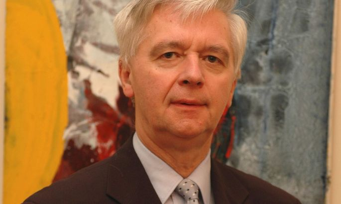 Experte Werner Zögernitz