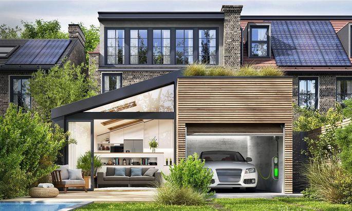 Das Thema Fotovoltaik wird künftig immer mehr Häuslbauer beschäftigen.