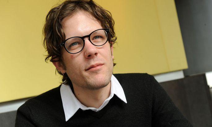 Jugendforscher Philipp Ikrath