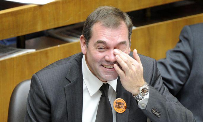 Der nächste BZÖ-Mandatar wechselt zur Stronach-Partei