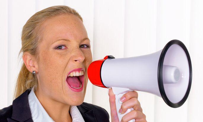 Sexismus Alltag Frauen schreien