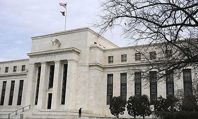 US-Leitzins bleibt auf historischem Tiefstand
