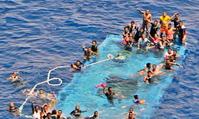 Auf dem Boot sollen sich vor allem Afrikaner befunden haben. (Symbolfoto)