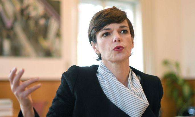 SPÖ-Chefin Pamela Rendi-Wagner