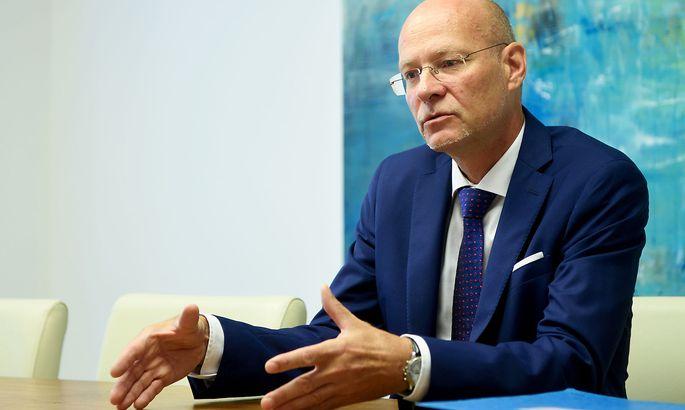 Michael Enzinger, Präsident der Rechtsanwaltskammer Wien