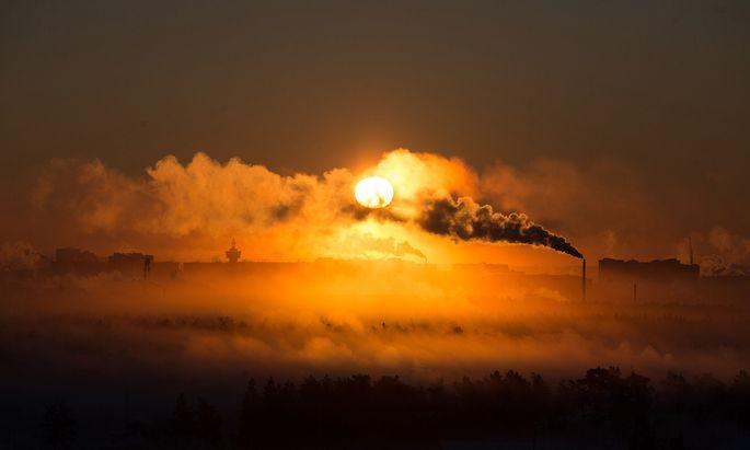Klimaschutz ist eines der großen Themen der nächsten Jahre.