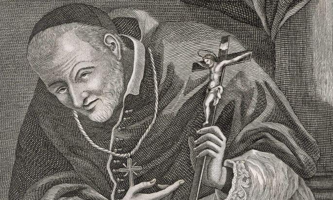 Überstrenge Moraltheologie: Alfonso de' Liguori, 1696 bis 1787.