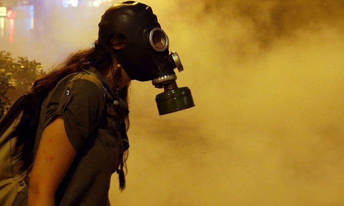 Einbußen für Istanbul: Tränengas vertreibt Touristen