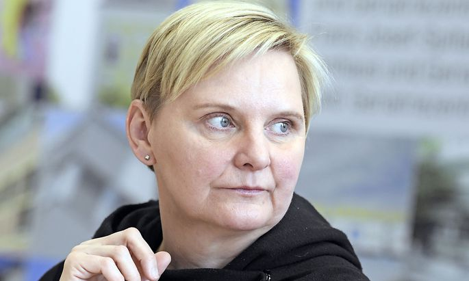 Stadträtin Frauenberger hatte die U-Kommission bereits bei einer Pressekonferenz in den Raum gestellt.