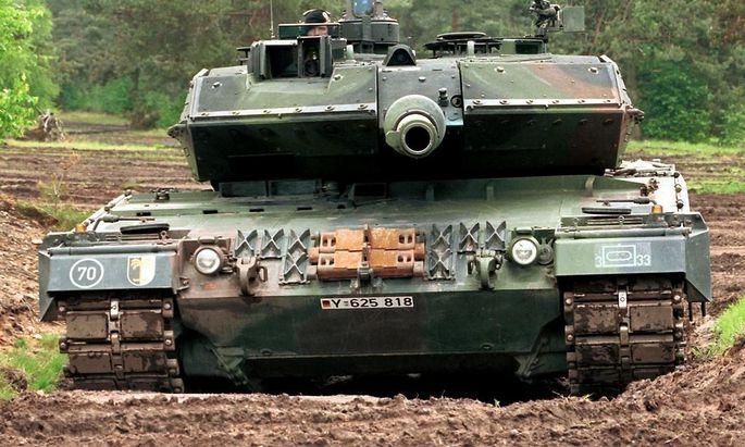 Bericht: Israel will bei deutschen Waffenverkäufen mitreden