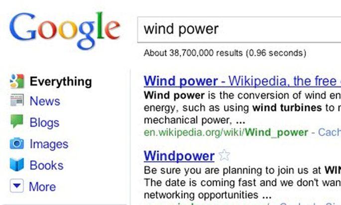 Google neuer Look fuer