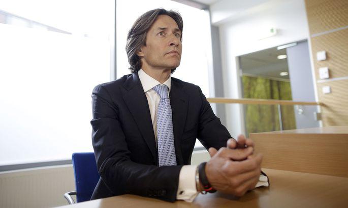 Vor dem Buwog- Prozess unter anderem gegen Karl-Heinz Grasser wurde das gegen ihn geführte Novomatic- Verfahren eingestellt.