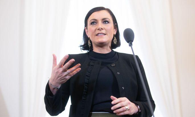 Landwirtschaftsministerin Elisabeth Köstinger