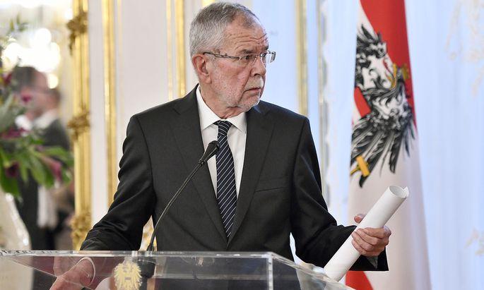 CAUSA DEUTSCHER BUNDESNACHRICHTENDIENST BND: VAN DER BELLEN