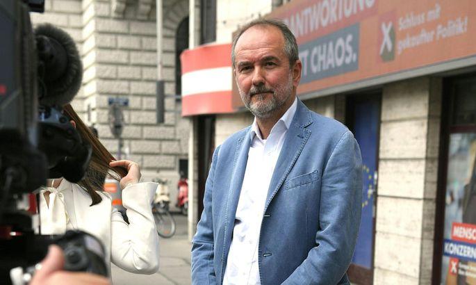 Thomas Drozda verhandelt für die SPÖ das neue Parteiengesetz.