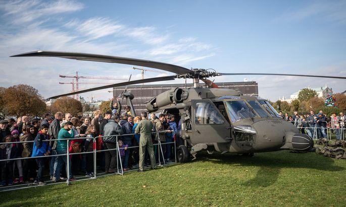Am kommenden Nationalfeiertag soll es keine Leistungsschau des Heeres mehr geben.