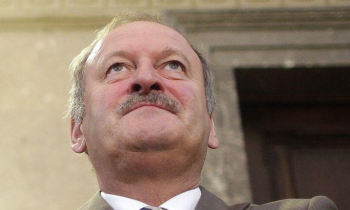 Gorbach ruft wegen Pension Verfassungsgerichtshof an