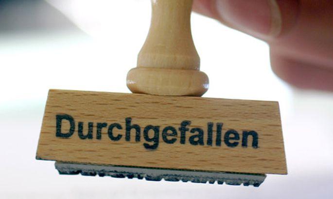 Deutsch Nicht genuegend