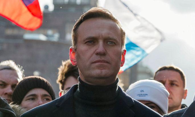 Sprecherin: Nawalny nach Vergiftung im Koma