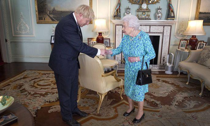 Wurde die Queen belogen?