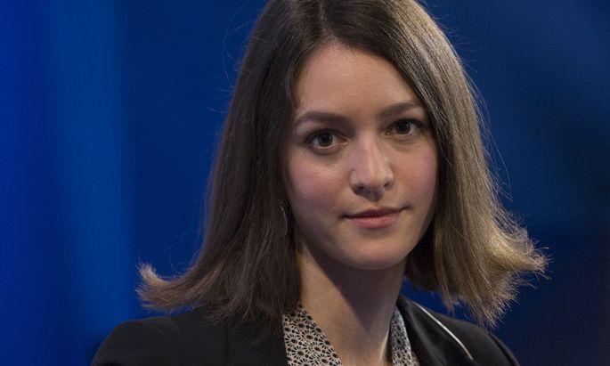 Die Wienerin Julia Ebner forscht in London am Institute for Strategic Dialogue zu Terrorismus und Extremismus.