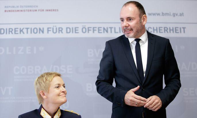 Michael Kloibmüller war zehn Jahre lang Kabinettschef im Innenministerium. Jetzt wird gegen ihn in der BVT-Causa ermittelt.