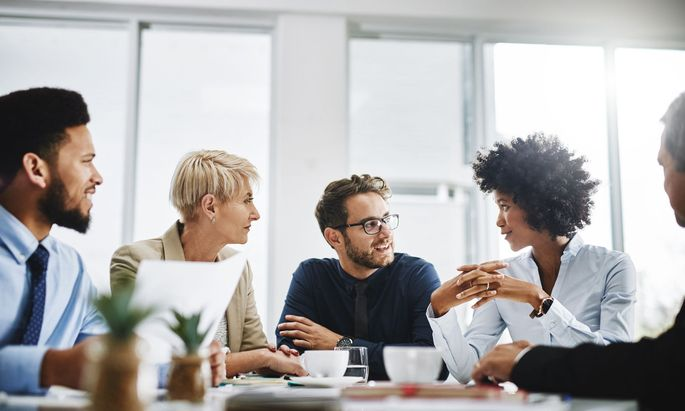 Kommunikation, Teamwork und Konfliktlösungskompetenz gehören zu den beruflich gefragtesten Soft Skills.