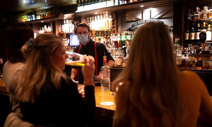 Feature: eine Bar zu Corona-Zeiten