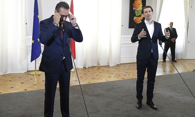 Der Vizekanzler und der Bundeskanzler agierten, ohne die Experten des Außenministeriums einzubinden.