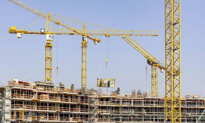 Ein Fall aus der Baubranche führte zu einer brisnten OGH-Entscheidung (Symbolbild).
