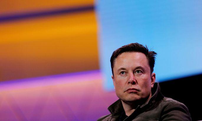 """""""Wir haben im Moment nur einen Planeten"""": Tesla-Chef und Milliardär Elon Musk"""