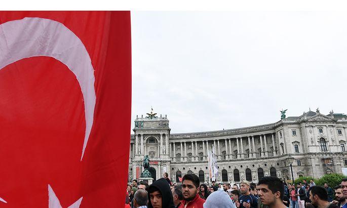Türkei bestellt österreichischen Geschäftsträger ins Außenministerium