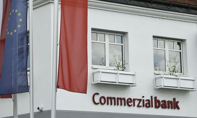 Auch die Wüstenrot Bausparkasse hatte Anteile an der Regionalbank aus Mattersburg.