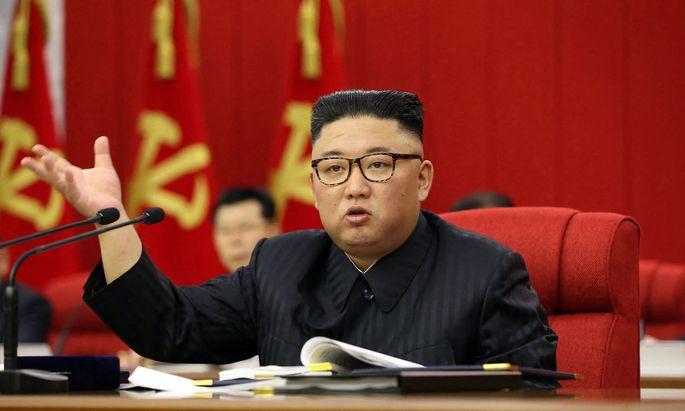 Kim Jong-un: Gute Ernte ist oberstes Prinzip