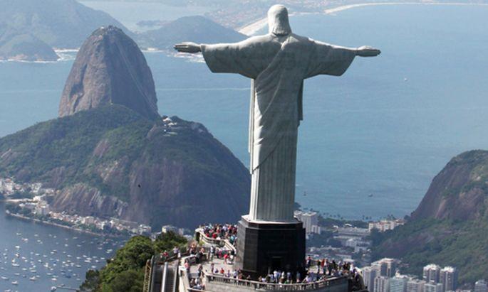 Brasilien loest sich