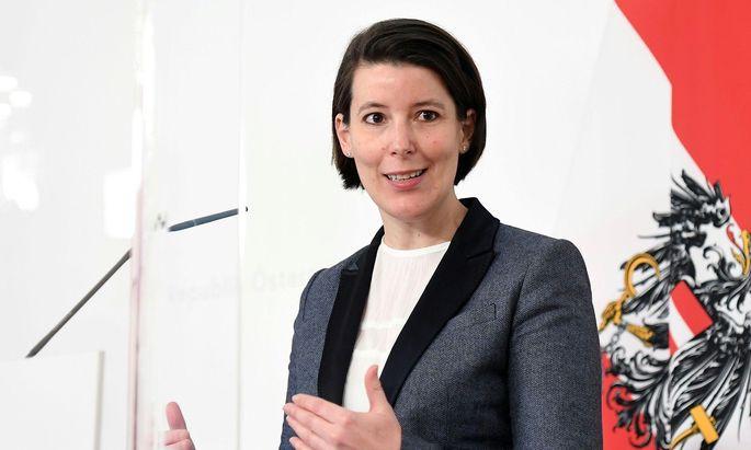 Katharina Reich, Chief Medical Officer im Gesundheitsministerium